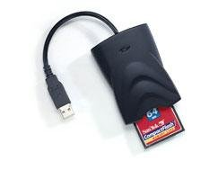 Targus 4-In-1 USB Media Reader Writer for PC and Mac