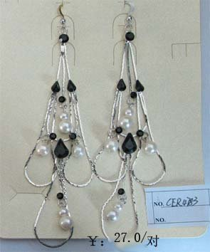 artificial Jewelry -Earring CER4783