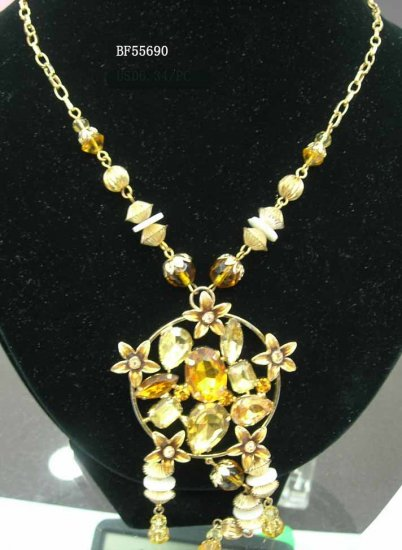 Artificial Jewelry -Necklace AF555690