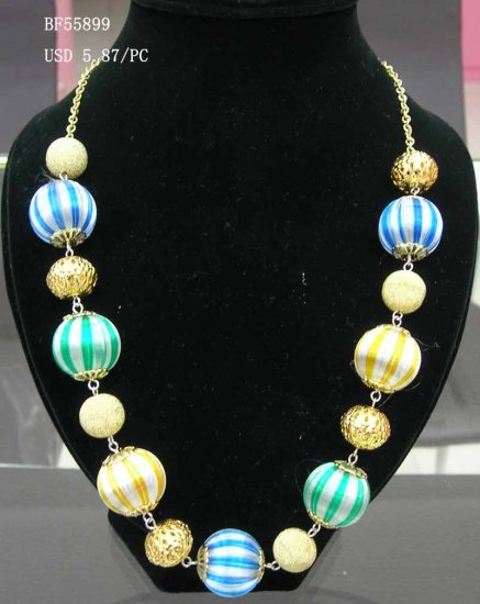 Artificial Jewelry -Necklace AF55899