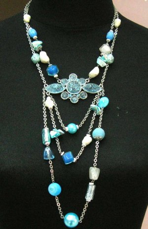Artificial Jewelry -Necklace AF53253