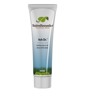 Itch Dr.- Natural Soothing Cream for Problem Itchy Areas