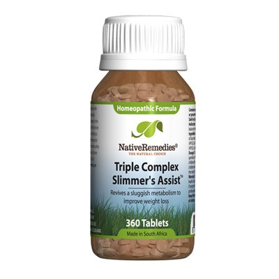 Triple Complex Slimmer's Assist to Support Healthy Weight Loss