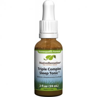 Triple Complex Sleep Tonic for Relaxed Sleep