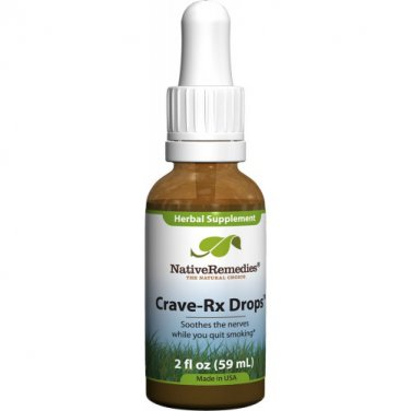 Crave-Rx - Support Mood While Quitting Smoking