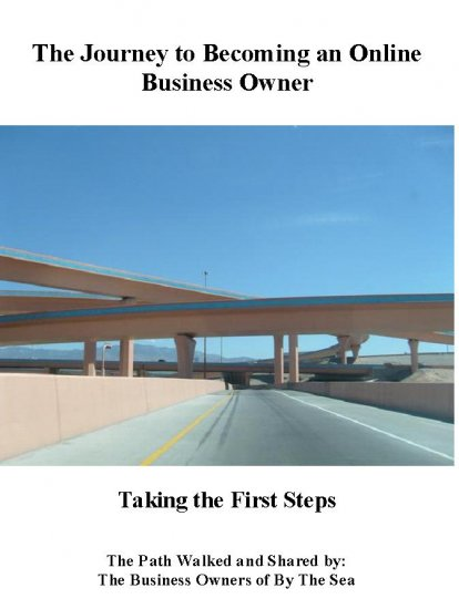 The Journey to Becoming an Online Business Owner