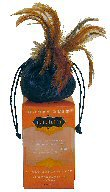 Kama Sutra - Honey Dust Honey Suckle with Feather - 2 oz