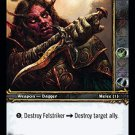 WoW World of Warcraft TCG -- Felstriker
