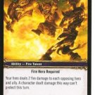 WoW World of Warcraft TCG -- Blast Wave