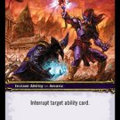 WoW World of Warcraft TCG -- Counterspell