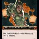 WoW World of Warcraft TCG -- Queen Sylvanas Windrunner