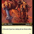WoW World of Warcraft TCG -- Doom Lord Kazzak