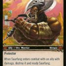 WoW World of Warcraft TCG -- Saurfang the Younger