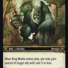 WoW World of Warcraft TCG -- King Mukla  NON-Loot