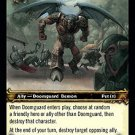 WoW World of Warcraft TCG -- Doomguard