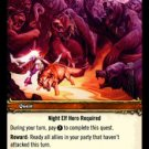 WoW World of Warcraft TCG -- The Relics of Wakening