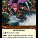 WoW World of Warcraft TCG -- Operation Recombobulation