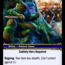 WoW World of Warcraft TCG -- Master of Deception
