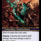 WoW World of Warcraft TCG -- Blessing of Sacrifice