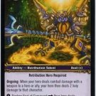 WoW World of Warcraft TCG -- Seal of Command
