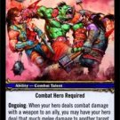 WoW World of Warcraft TCG -- Blade Flurry