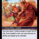 WoW World of Warcraft TCG -- Kick