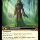 WoW World of Warcraft TCG -- Retainer Mythras