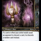 WoW World of Warcraft TCG -- Scepter of the Unholy
