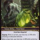 WoW World of Warcraft TCG -- Feral Instinct