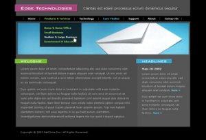 Business website + 200 MB storage