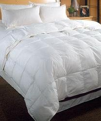 Classic White Twin Down Alternative Comforter New!