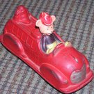 Vinatge Mickey Mouse Fire Truck