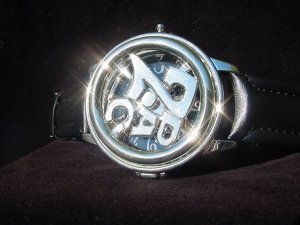 TPac Spinner Watch