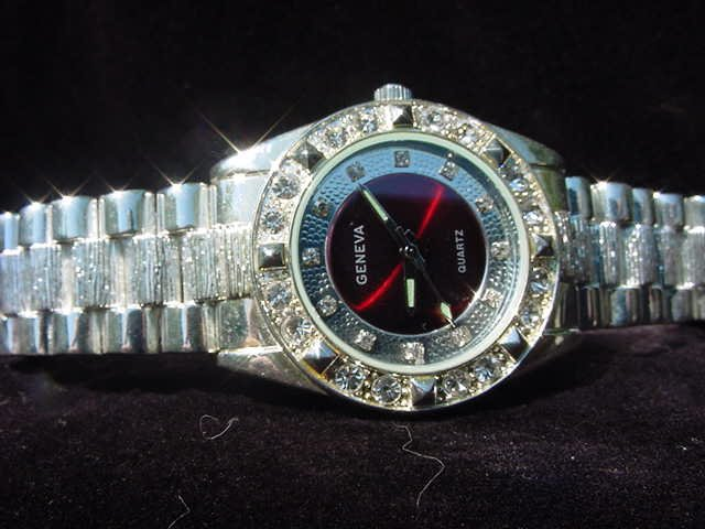 Bling Watch