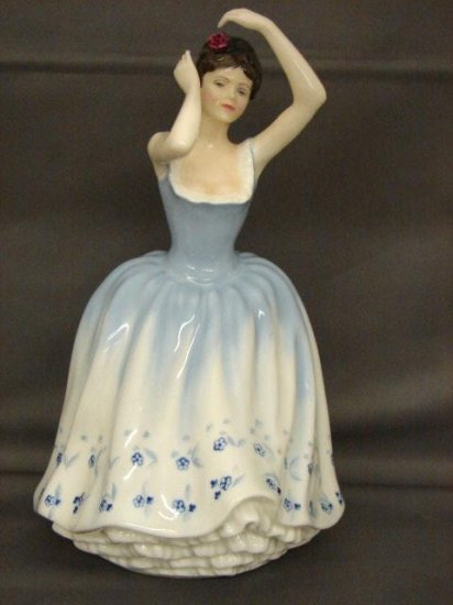 Royal Doulton HN2742 Shelia Lady Figurine