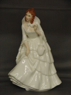 Royal Doulton HN2962 Barbara Lady Figurine