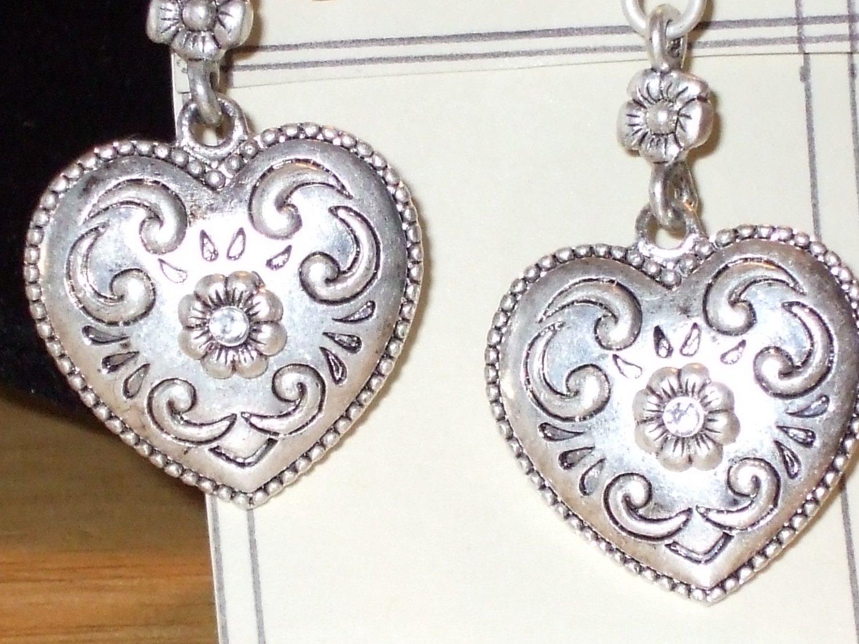 Southwestern Hearts Earrings