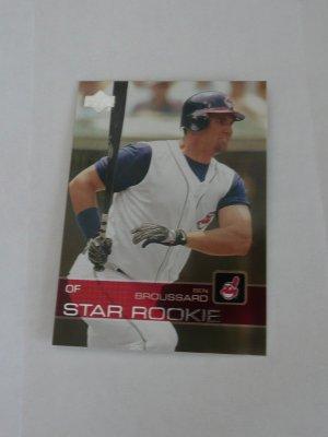 Ben Broussard Baseball Card