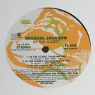 "MICHAEL JACKSON In The Closet '91 12"" PROMO REMIX LP"