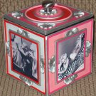MADONNA Custom-Designed Bookshelf CD Storage Box #3