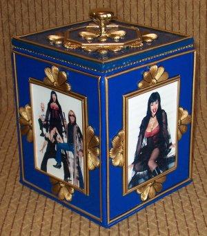 ARMY OF LOVERS Custom-Designed Bookshelf CD Box #2