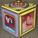 REBA MCENTIRE Custom-Designed Bookshelf CD Storage Box