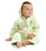 Froggy Hoodie & Pant Set (12mths)