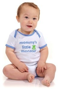 Mommy's Monster Bodysuit (12mths)