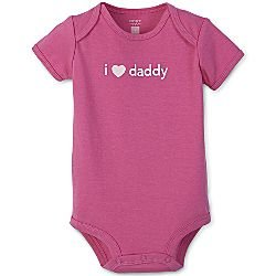 I Love Daddy bodysuit (12mths)