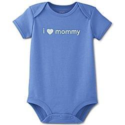 I Love Mommy Bodysuit (12mths)