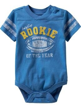 Baby Gap Romper - Rockie of the year (6-12M)
