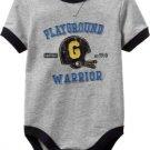 Baby Gap Romper - Playground Warrior (6-12M)