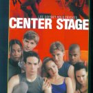 Center Stage ~ Amanda Scull Zoe Saldana Peter Gallagher ~ Dance Drama Vhs Tape Video