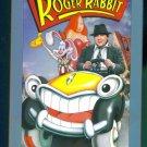 Who Framed Roger Rabbit ~ Video Bonus Edition ~ Family Animation Vhs Video